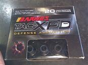 BARNES AMMUNITION Ammunition TAC-XPD